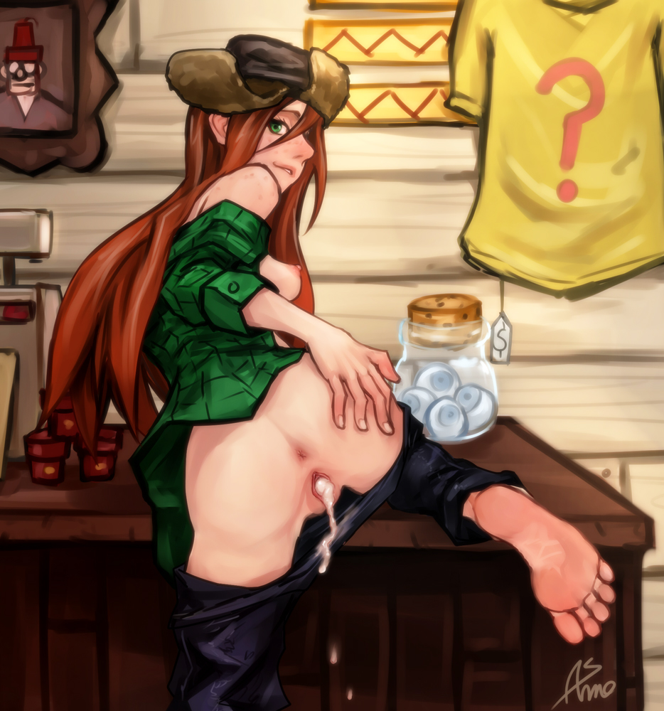 old wendy how falls is in gravity Dragon ball z chi chi nude