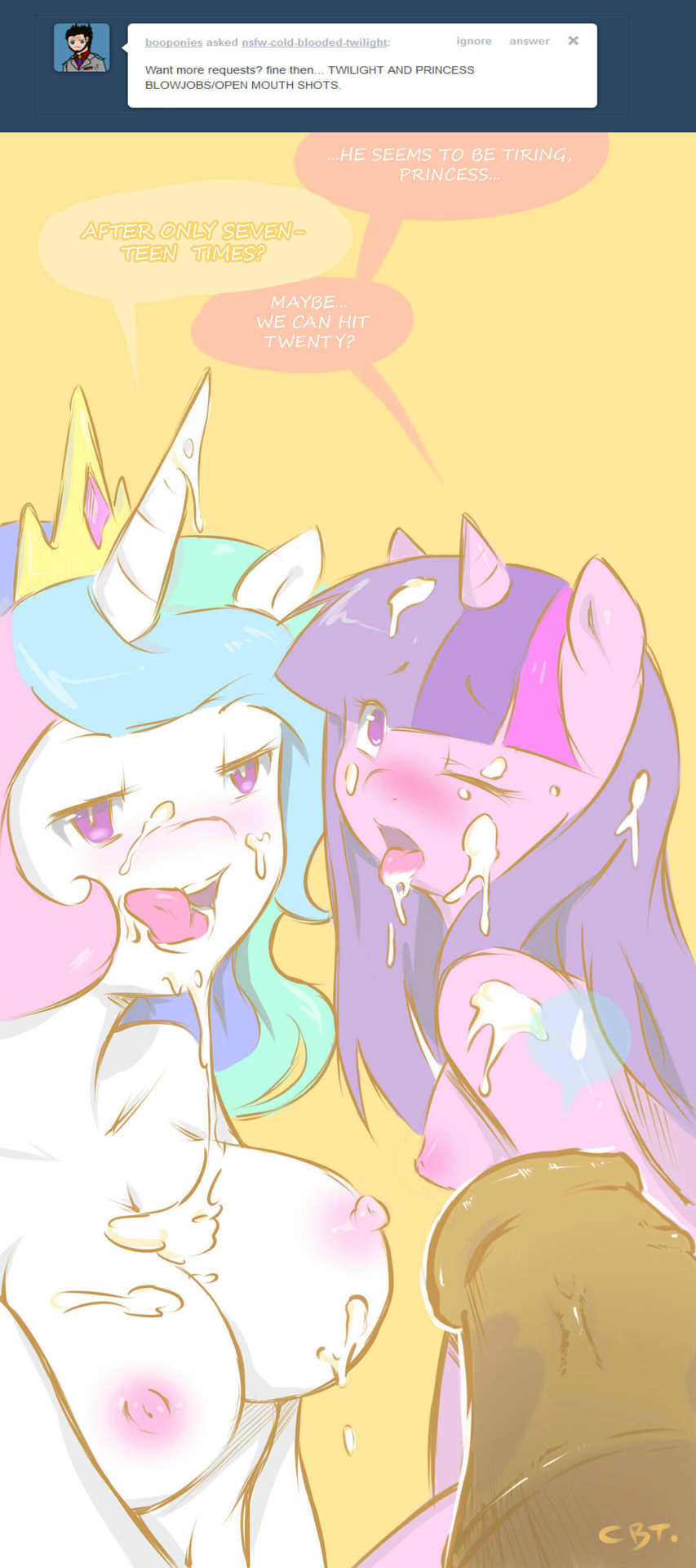 twilight sparkle how old is All the king's men furry