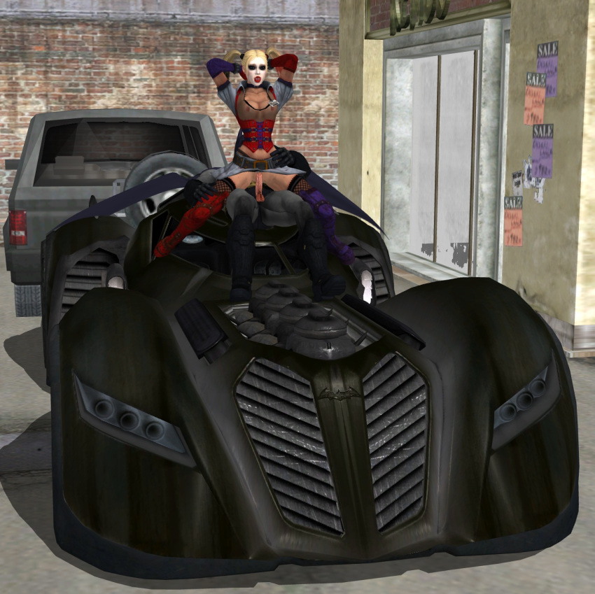 in catwoman city batman arkham to get how Undertale frisk and chara nude